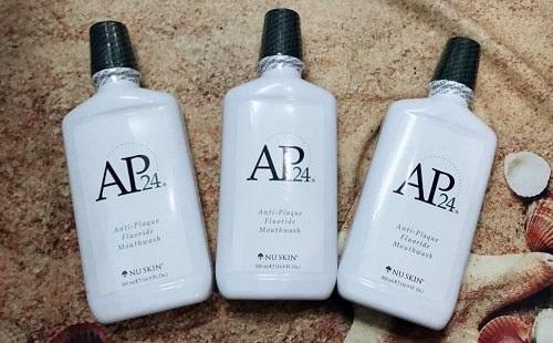 Nước súc miệng AP24 Nuskin có tốt không-2