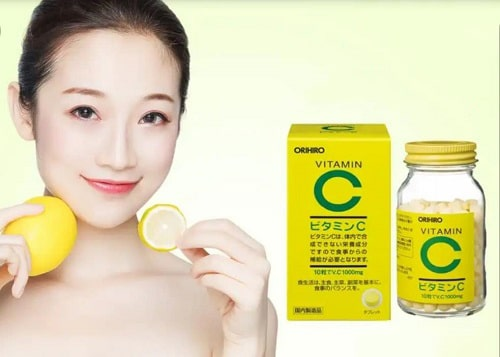 Viên uống Orihiro vitamin C 1000mg có tốt không-3