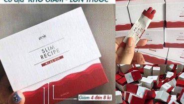 Thuốc giảm cân Genie Slim Recipe có tốt không?