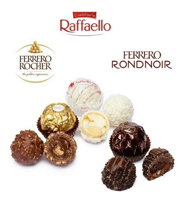 Socola Ferrero Collection 24 viên 269g chính hãng từ Ý 2