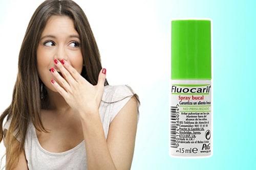 Xịt thơm miệng Fluocaril Spray Buccal có tốt không-3