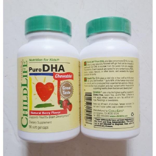 DHA là gì? Vì sao nên bổ sung DHA cho trẻ nhỏ? 8