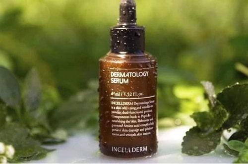 Serum dưỡng da Incellderm Dermatology có tốt không?