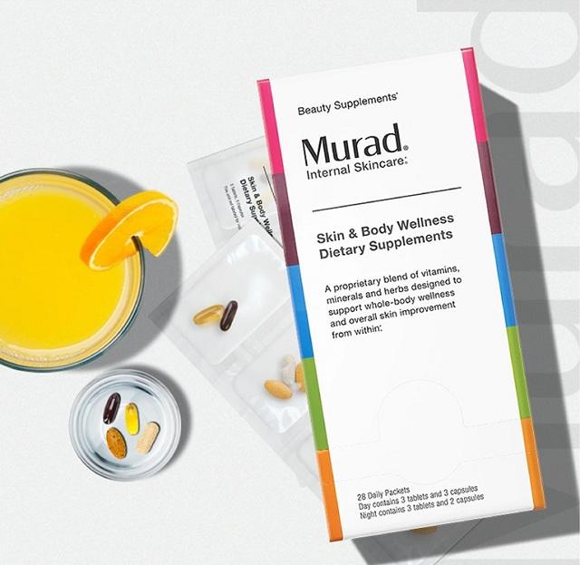 Viên uống tổng thể Murad Skin And Body Wellness 1