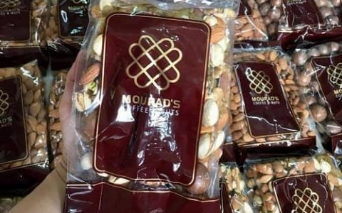 Hạt hỗn hợp sấy khô Mourad's có tốt không?