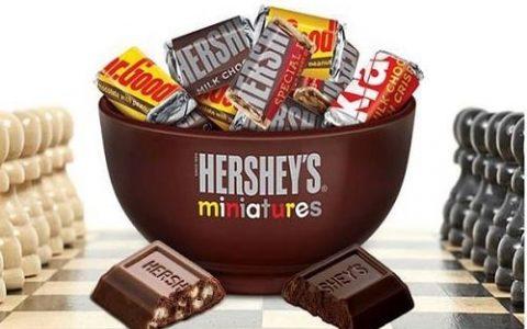 Kẹo chocolate Hershey's Miniatures có tốt không?