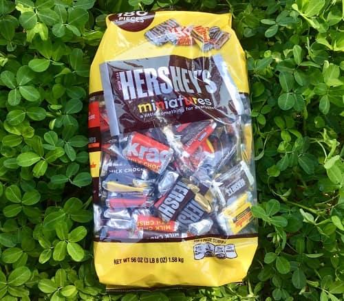 Kẹo chocolate Hershey's Miniatures có tốt không-2