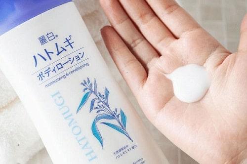 Sữa rửa mặt Hatomugi Naturie có tốt không-2