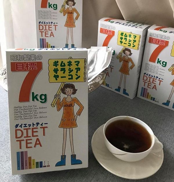 Uống trà giảm cân của Nhật có tốt không? bao lâu có hiệu quả 3