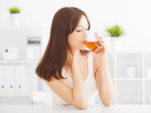 Uống trà giảm cân của Nhật có tốt không? bao lâu có hiệu quả 9