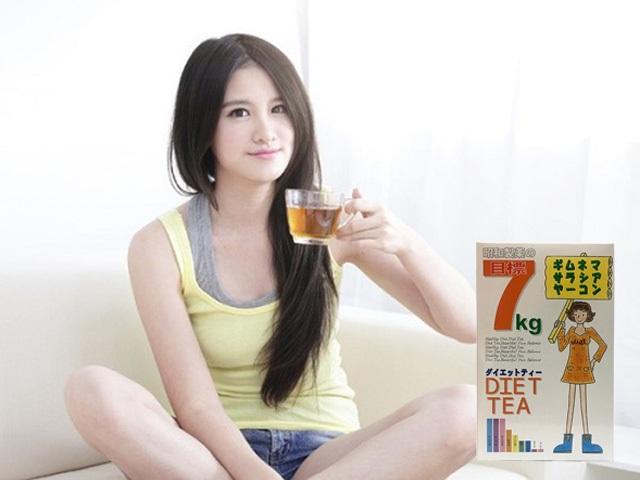 Uống trà giảm cân của Nhật có tốt không? bao lâu có hiệu quả 1