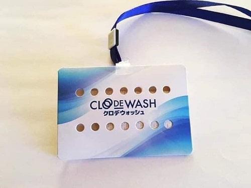 Thẻ đeo chống virus Clodewash có tốt không?