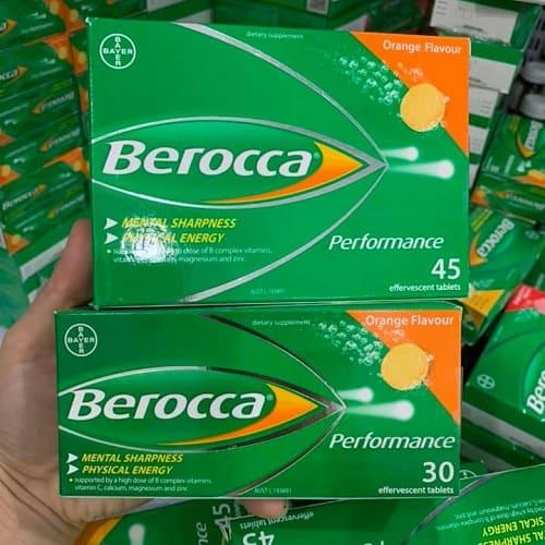 Viên sủi Berocca Performance có tốt không?
