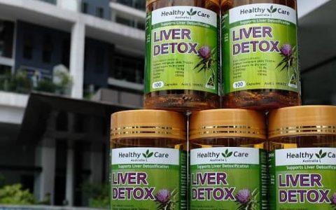 Thuốc Healthy Care Liver Detox của Úc có tốt không?