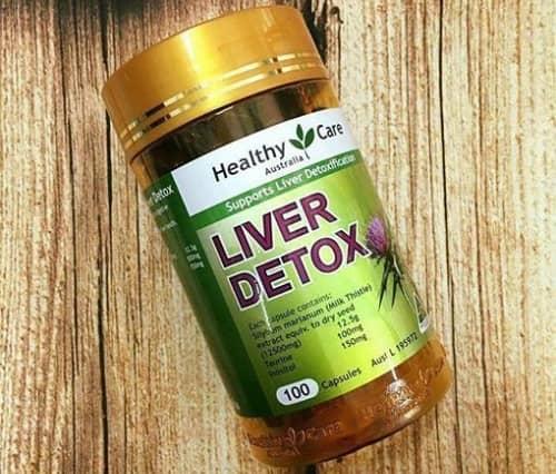 Thuốc Healthy Care Liver Detox của Úc có tốt không-2