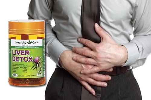 Thuốc Healthy Care Liver Detox của Úc có tốt không-3