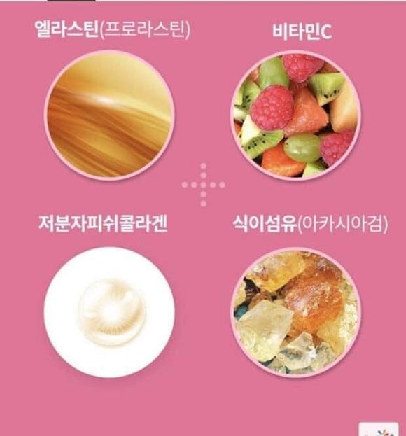 Nước uống Innerb Collagen 3000mg Beauty Hàn Quốc 2020 2