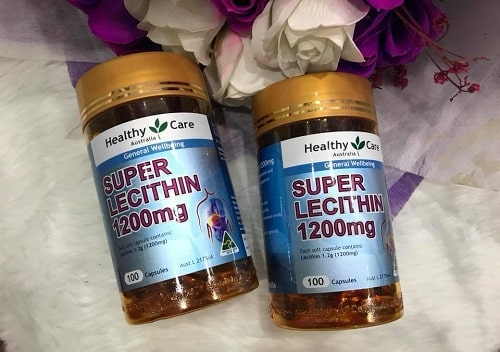 Viên uống Super Lecithin 1200mg giá bao nhiêu-3