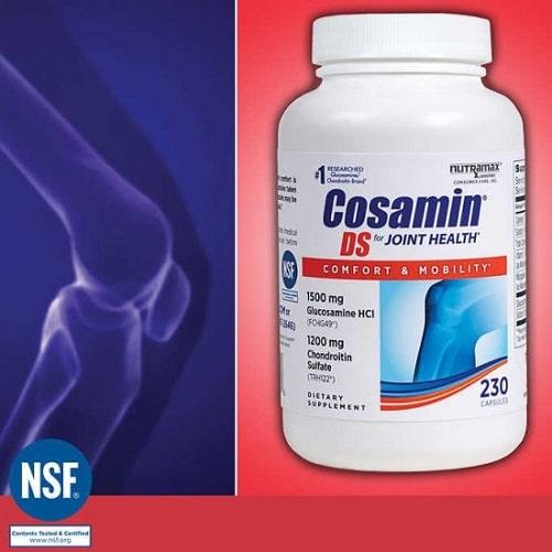 Tác dụng phụ của thuốc Cosamin-2