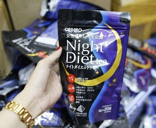 Trà giảm cân Night Diet Tea có tốt không-2