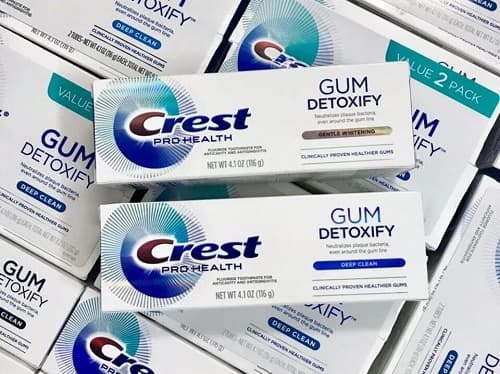 Review kem đánh răng Crest Pro Health 116g của Mỹ-3