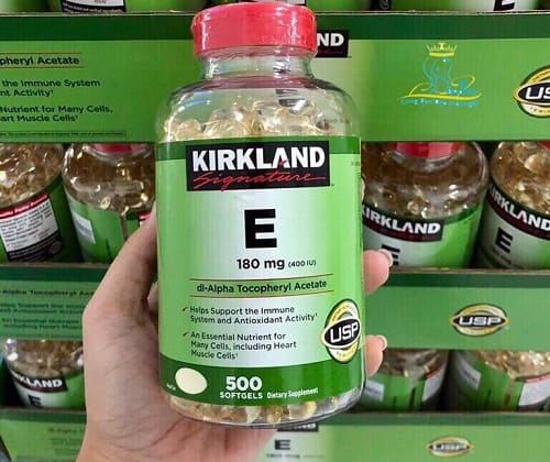 Viên uống vitamin E Kirkland có tốt không-2