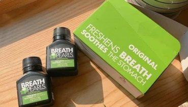 Cách sử dụng viên uống thơm miệng Breath Pearls?