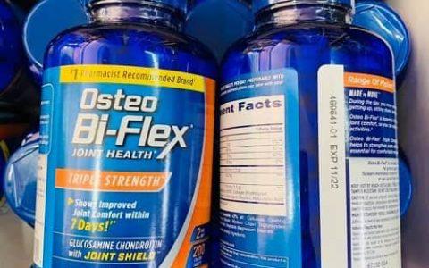 Osteo Bi Flex ngày uống mấy viên? Cách dùng như thế nào?