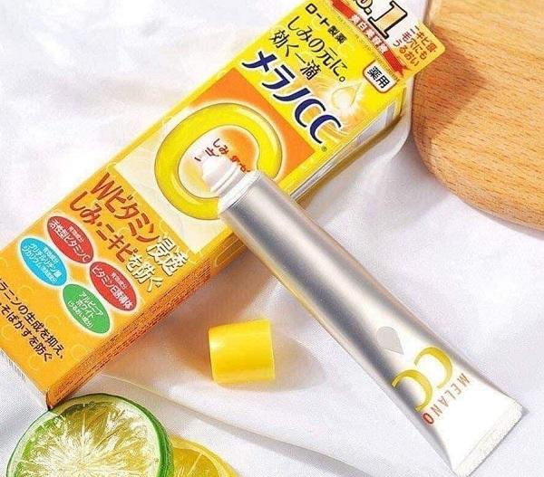 Serum CC Melano Nhật Bản chính hãng - Trị thâm sáng da 1