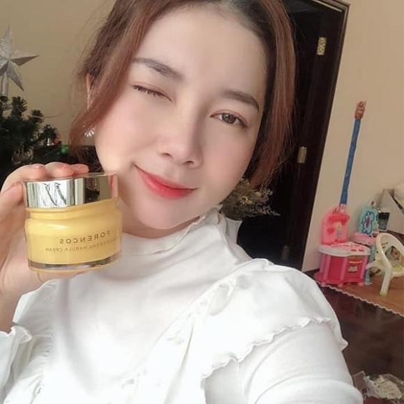 Kem dưỡng da Forencos vàng Wonderwerk Marula Cream 50ml 5