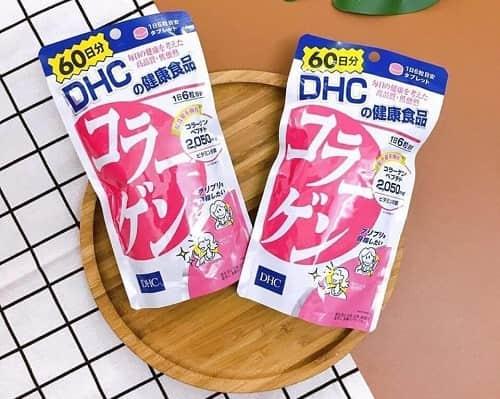Viên uống collagen DHC giá bao nhiêu?-3