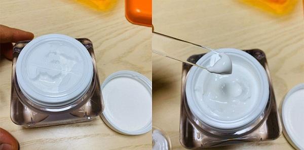 Kem dưỡng trắng da Dr Jart V7 Toning Light mẫu mới nhất 9