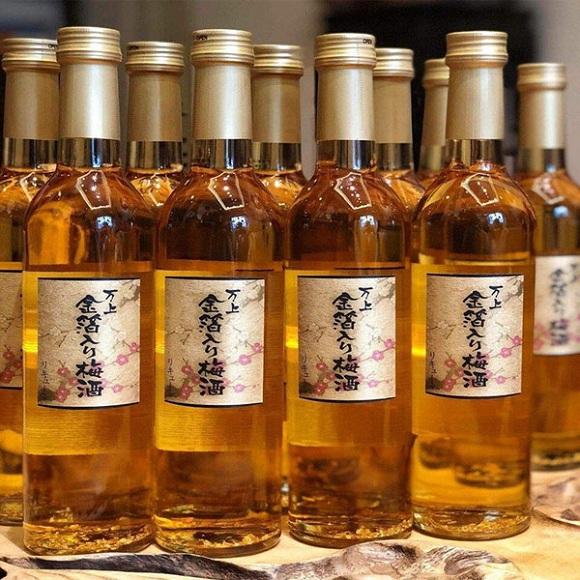 Rượu mơ vảy vàng Nhật Kikkoman mua ở đâu? 0