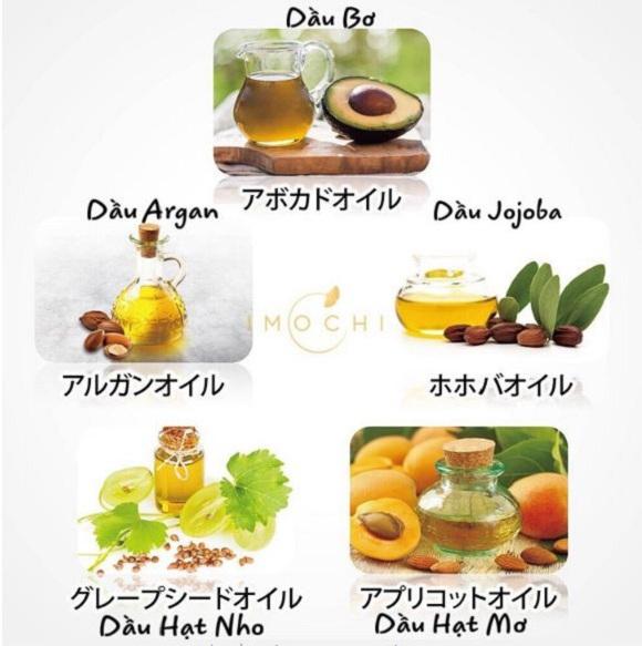Sữa tắm Dove nội địa Nhật Botanical Selection 500g đủ 3 mùi 7