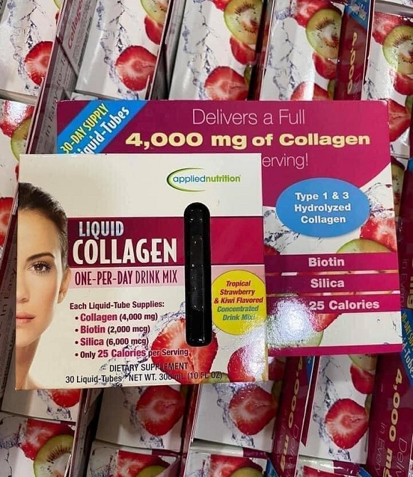 Collagen Liquid Mỹ review từ khách hàng đã sử dụng 9