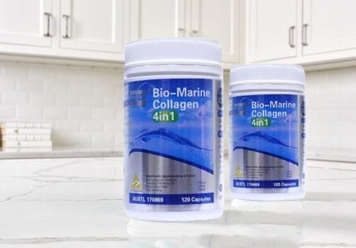 Bio Marine Collagen 4 in 1 có tốt không?