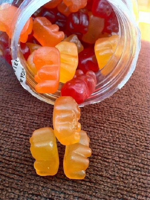 Review kẹo dẻo Gummy Vites - Bổ sung vi khoáng cho bé 8