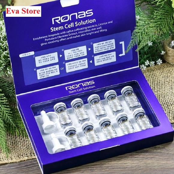 Tế bào gốc Ronas review có thực sự tốt như lời đồn? 1