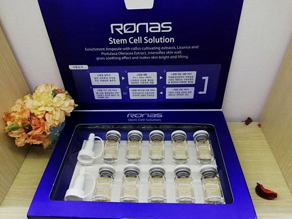 Tế bào gốc Ronas review có thực sự tốt như lời đồn?