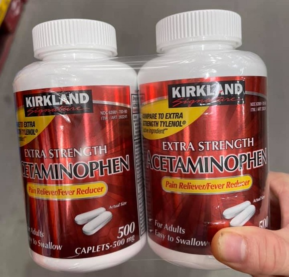Giá thuốc Acetaminophen 500mg? Địa chỉ uy tín mua hàng