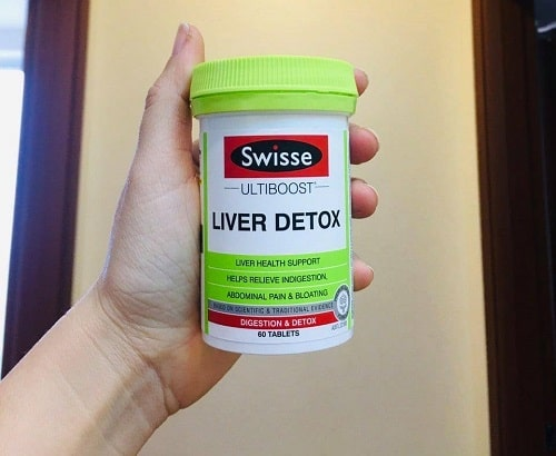 Liver Detox Swisse giá bao nhiêu? Mua ở đâu chính hãng?-2