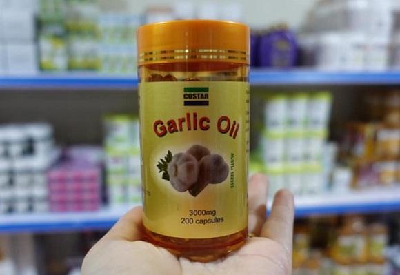 Garlic Oil có tác dụng gì? Khám phá tinh dầu tỏi Úc 7
