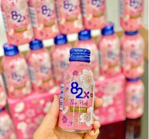 Collagen 82x The Pink có tốt không? Phân tích chi tiết 0