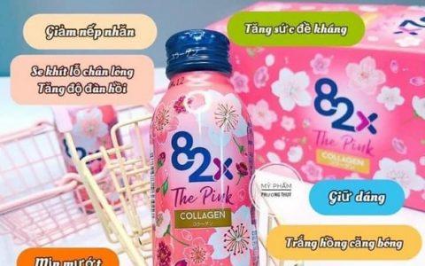 Collagen 82x The Pink có tốt không? Phân tích chi tiết