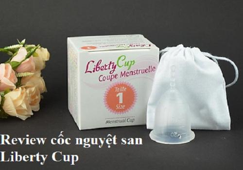 Review cốc nguyệt san Liberty Cup có tốt không?
