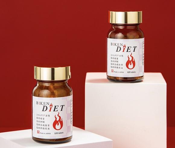 Viên uống giảm cân Biken Diet review chi tiết từ khách hàng