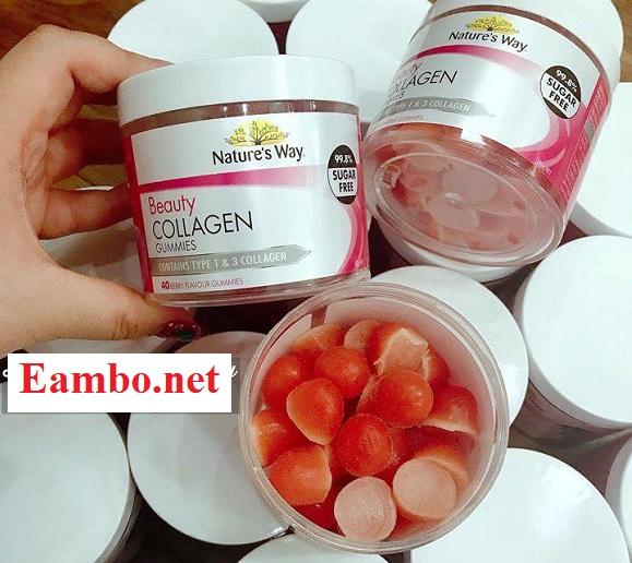 Kẹo dẻo Collagen Nature's Way có tốt không? 8