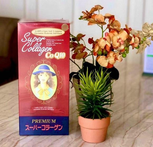 Super Collagen Q10 - Siêu nước uống của Nhật có tốt không? 2