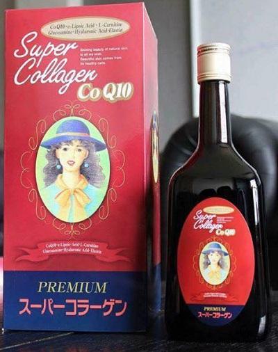 Super Collagen Q10 - Siêu nước uống của Nhật có tốt không? 7