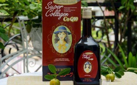 Super Collagen Q10 – Siêu nước uống của Nhật có tốt không?